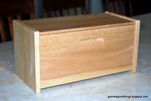 Build Wooden Diy Bread Box Plans Plans Download diy