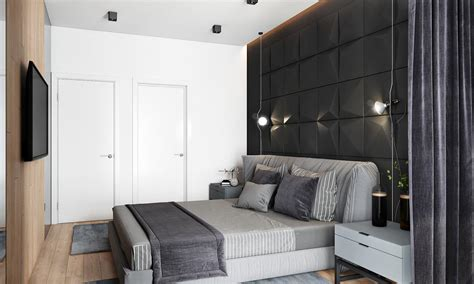 2 Masculine Interiors In Shades Of Grey Black And Brown by 2 Masculine Interiors In Shades Of Grey Black Brown