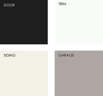 painting your front door black glidden paint color