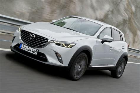 Mazda Cx-3 Compact Suv Review