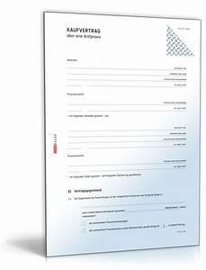 Rücktritt Kaufvertrag Möbel Musterbrief : kaufvertrag praxis rechtssicheres muster zum download ~ Lizthompson.info Haus und Dekorationen