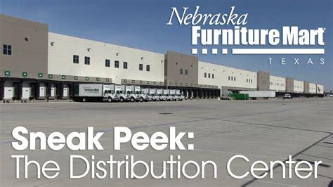 nfm texas tuesday sneak peek  distribution center