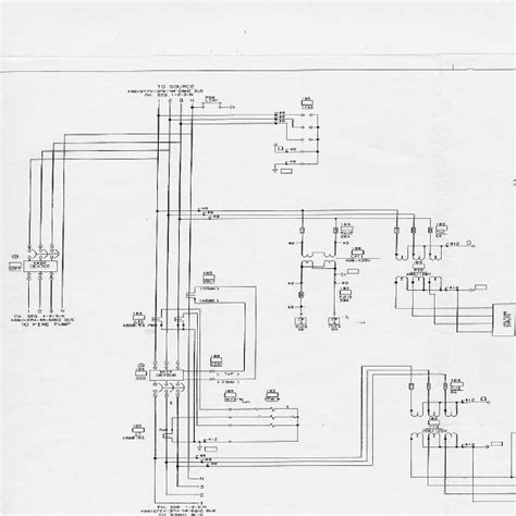 Wiring Diagram Line by An Exle Of A 3 Line Diagram Of One Section Of A