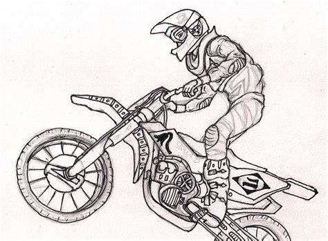 how to draw a motocross bike biker yoruichi drawing by breyvan on deviantart