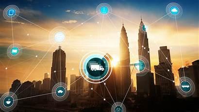 Logistics Iot Fleet Management Internet Things Business