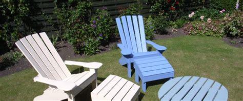 handmade garden furniture chairs