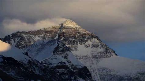 mount everest north face base camp  tibet youtube