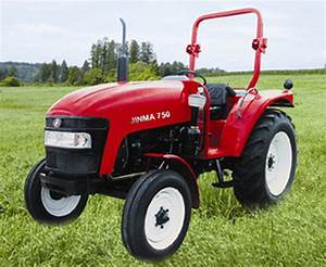 Jinma 750 Tractor From China Manufacturer