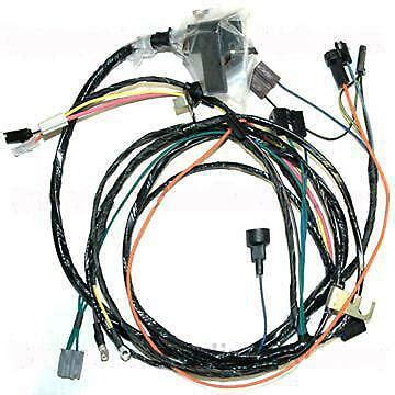 chevy wiring harness parts accessories ebay