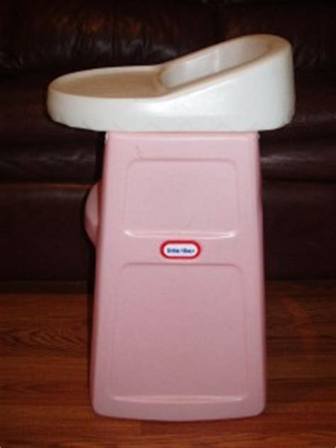 Tikes Doll Bedswinghigh Chair by Tikes Tykes Pink High Chair Baby Doll Child Size