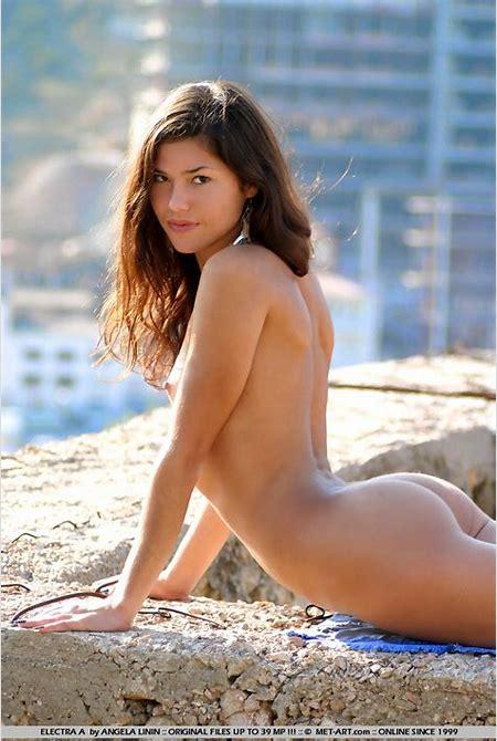 MET-ART Mosterotic Nude Photography - ELECTRA-NUDE - Flawless METART Magicnude