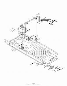 Mtd 17akcacs099  247 204111   Z6000   2015  Parts Diagram