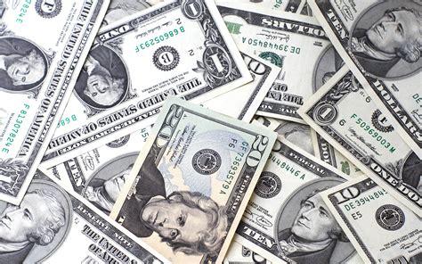 Lots Of Money On The Floor