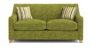 green sofa dfs lime green fabric 2 seater sofa bed ebay