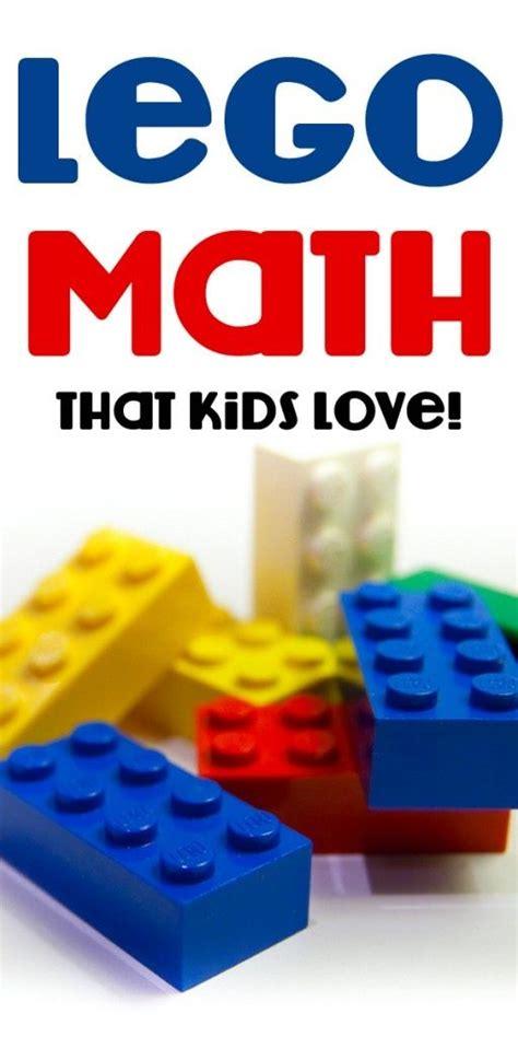 Mandy Neal (cooplearn) | Lego math, Math for kids ...