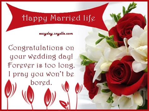 top wedding wishes  messages easyday