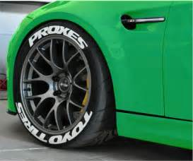 can you put raised white letter tires 17 wheel