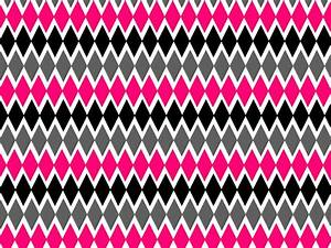 20 free pink, black & gray backgrounds | Cheveron | Pinterest