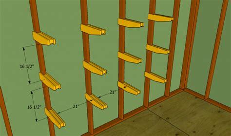 garage shelves plans myoutdoorplans  woodworking