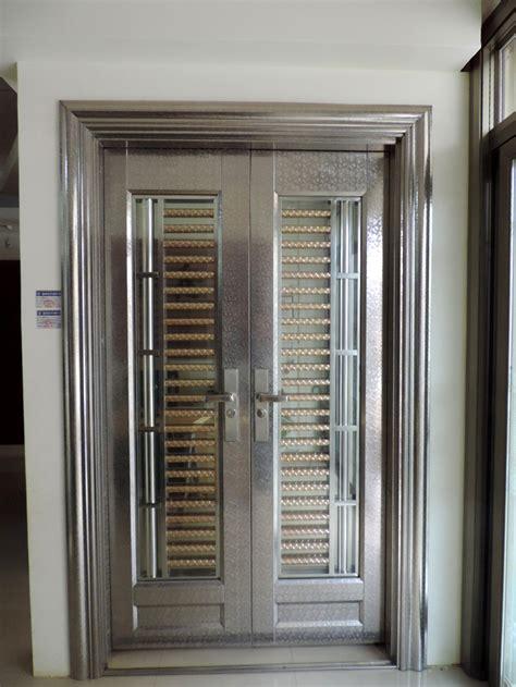 stainless steel door ax building materialgarage door
