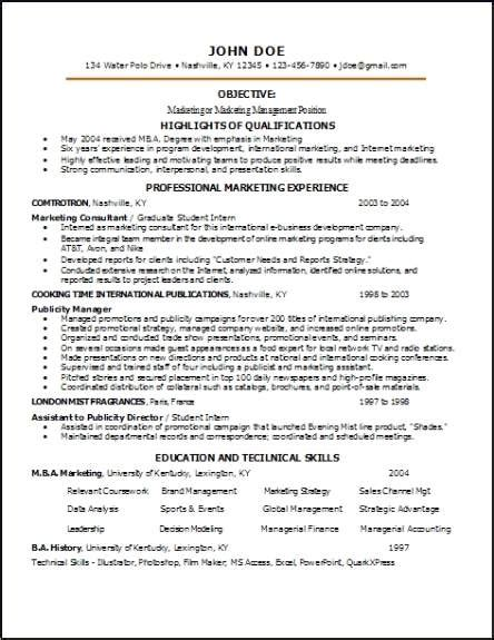 research resume occupationalexamplessamples  edit  word