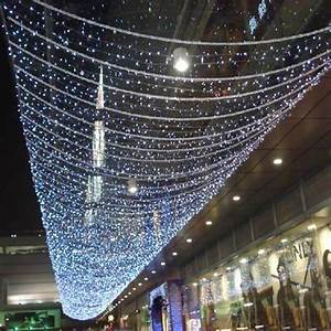 100M 500 Led Cool White Christmas Wedding Party Outdoor
