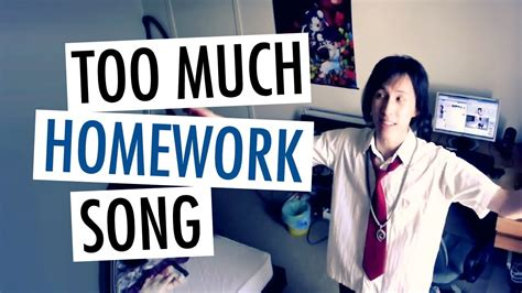 Too Much Homework Song  Official Music Video  Youtube. Information Technology Colleges. Print Business Envelopes Cash Advance Centers. Homeowners Insurance For Condos. Compare Life Insurance For Over 50s. Carolina Forest High School J D Power Award. Plumbers In West Valley City Utah. Dallas Defense Attorneys Alfa Romeo Hatchback. Eastern Industries Inc English Virgin Islands
