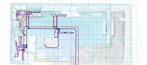 Pex Plumbing V  Rigid Pipe System Installation For