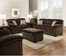 Living Room Groups by United Furniture Industries 3684 Stationary Living Room Group Del Sol Furni