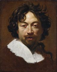Simon Vouet Self Portrait