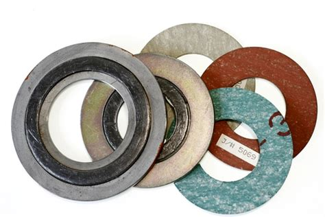 Gasket Materials And Selection