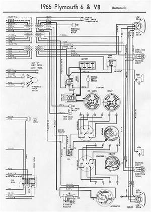 1968 Plymouth Fury Wiring Diagram 41109 Enotecaombrerosse It