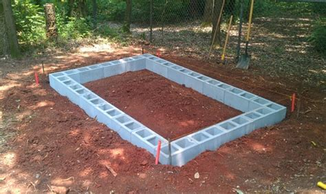 How To Build A Block Foundation Without Any Difficulties?