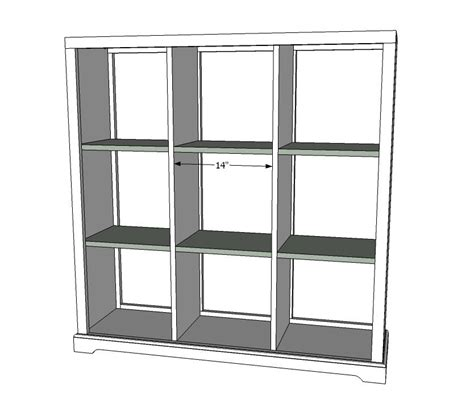 Large White Bookshelf by White Build A Cubby Bookshelf Large Free And