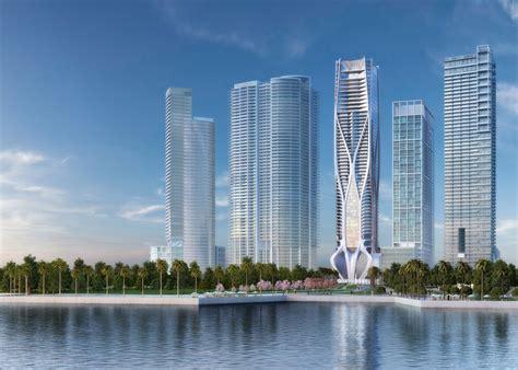 One Thousand Museum: Zaha Hadid Miami - e-architect
