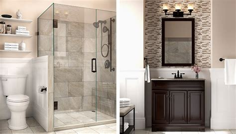 design ideas for a 3 4 bathroom