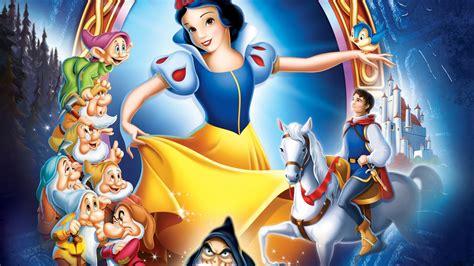 Snow White Cartoon Hd Desktop Wallpaper Hd Desktop Wallpaper