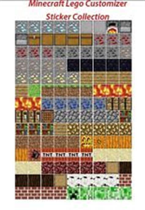 lego blocks custom stickers  minecraft  pinterest