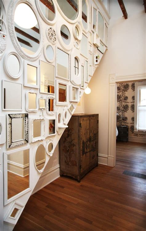 Wandgestaltung Mit Spiegeln Optische Raumerweiterung by Wandgestaltung Mit Spiegeln Optische Raumerweiterung In