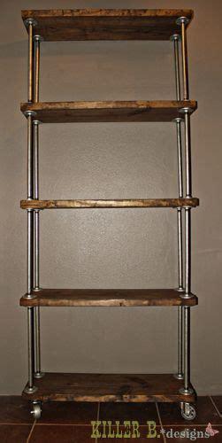 pipe shelves plans custom pipe shelves