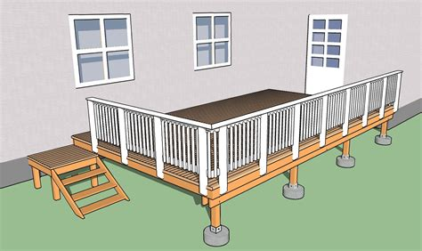 The basics of the codes are similar, with minor changes from area to area. Building A Deck Railing Codes | Home Design Ideas