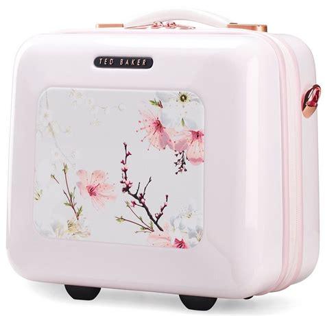 Ted Baker Vanity Bag - ted baker luggage blossom vanity