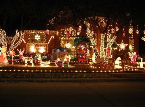 christmas lights plano tx deerfield homeowners association image gallery
