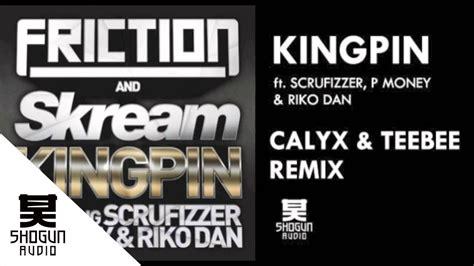 Kingpin Ft Scrufizzer, P Money & Riko