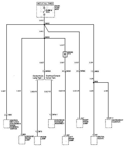 94 Ford Contour Fuse Diagram by Wrg 2891 2009 Ford Econoline Fuse Box