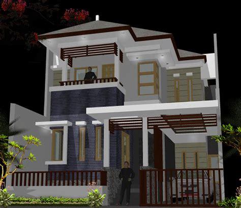 perkiraan biaya membuat rumah minimalis  lantai desain