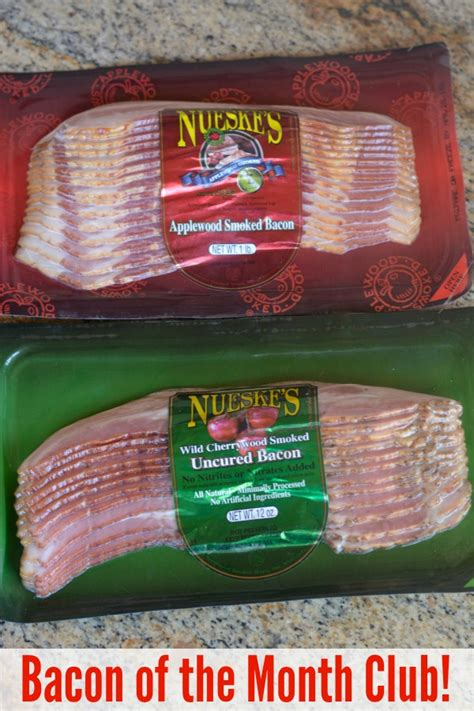 bacon of the month club clubsgalore mother s day gifts and the bacon club mrs happy homemaker