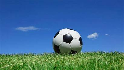 Soccer Background Wallpapers Ball Desktop Win10 Themes