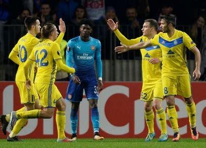 BATE Borisov vs Arsenal Preview, Predictions, Lineups ...