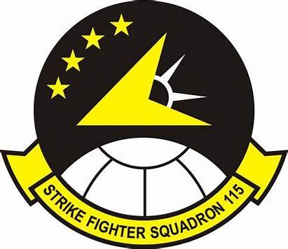 115 Squadron Navy Vfa Insignia Wikipedia Fighter